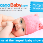 Ticket giveaway for the Chicago Baby show 2017!